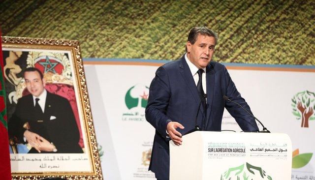 L'agrégation agricole en débat à Marrakech
